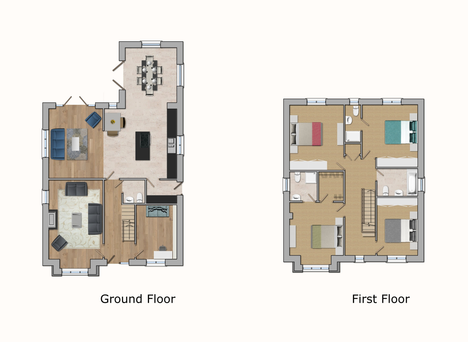Type A House Plans